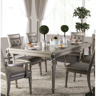 Barney Drop Leaf Dining Table by House of Hampton