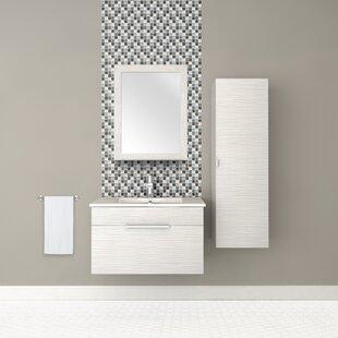 Compare & Buy Textured Wall Mirror ByCutler Kitchen & Bath