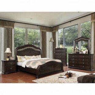 Beeler Queen 4 Piece Bedroom Set
