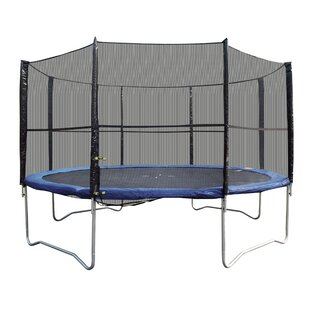 Super Jumper 10' Round Combo with Safety Enclosure