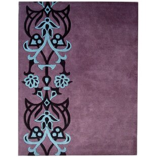 Searching for Dorthy Purple/Blue Rug By Bloomsbury Market