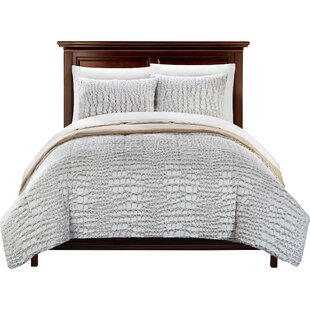 Union Rustic Ostrowski 7 Piece Queen Comforter Set