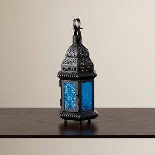 Exotic Teal Lantern