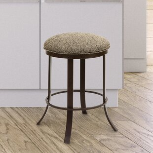 Cypert 30 Swivel Bar Stool Wrought Studio