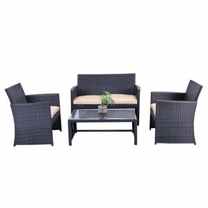 Curved Patio Furniture Wayfair