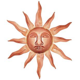 Sun Face Wall Décor