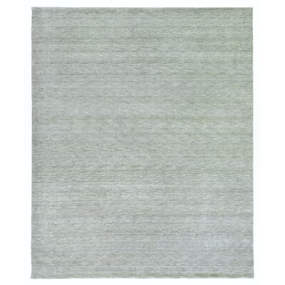 Roca Hand Knotted Wool Stone Area Rug Exquisite Rugs