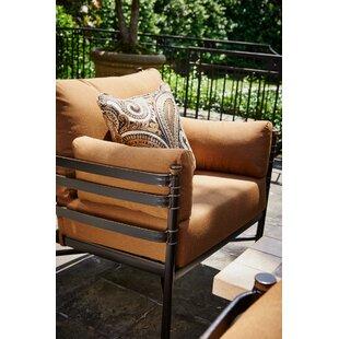 Peak Season Inc. Lancaster Patio Chair wi..