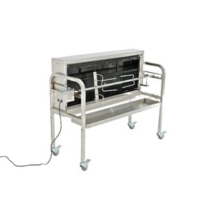 125cm Barny Rotisserie Barbecue By 17 Stories