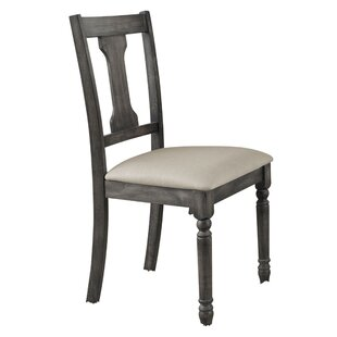 Isadore Side Chair (Set of 2) Charlton Home