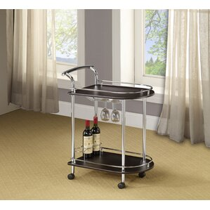 Jones Bar Cart by Ebern Designs