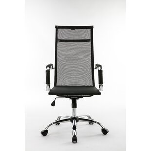 Eisner Mesh Conference Chair by Ivy Bronx Best Choices