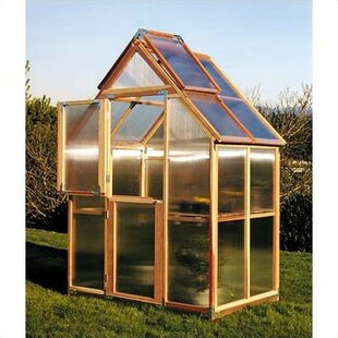 Mt. Hood 6 Ft. W x 4 Ft. D Greenhouse