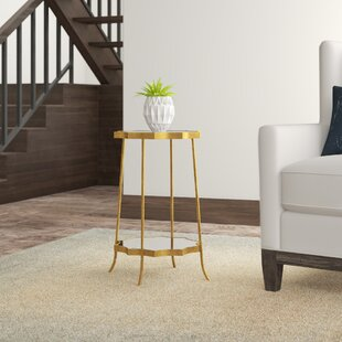 Compare prices Astre End Table by Aidan Gray
