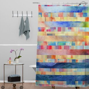 Jacqueline Maldonado Amalgama Single Shower Curtain