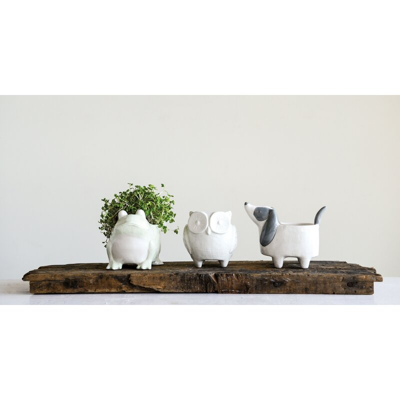 Auten Ceramic Statue Planter Joss Main
