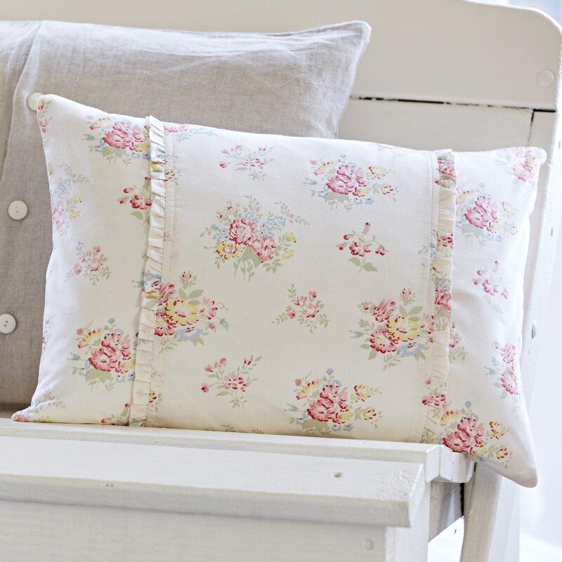 Clovelly Cotton Boudoir Pillow