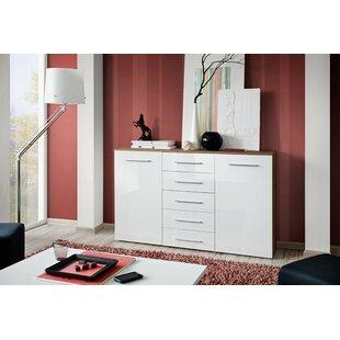 Calandre 5 Drawer Filing Cabinet By Ebern Designs