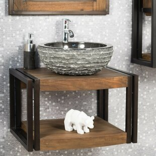 Kahler  60mm Wall Hung Single Vanity Unit By Bloomsbury Market