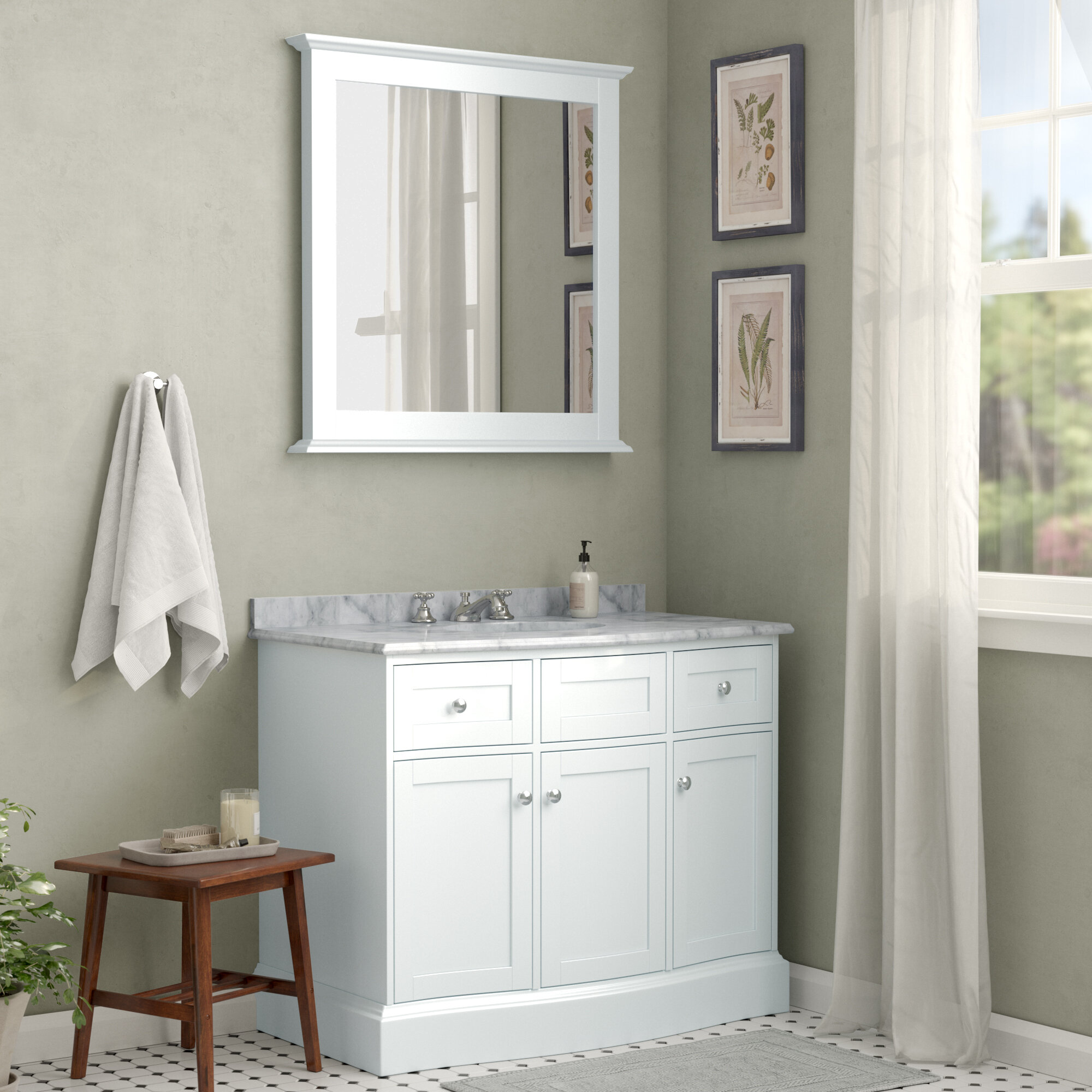 Darby Home Co Georgette 42\