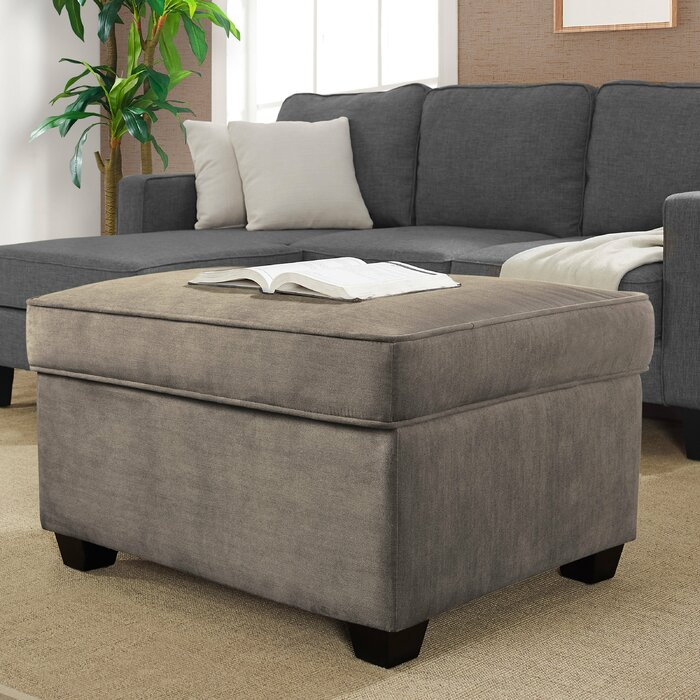 Wondrous Olin Storage Ottoman Gmtry Best Dining Table And Chair Ideas Images Gmtryco