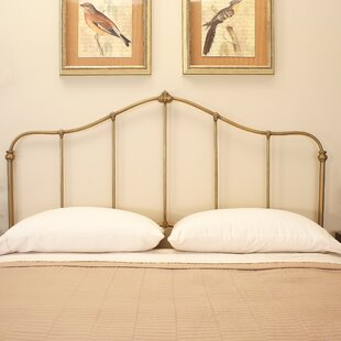 Affordable Carson Slat Headboard by Benicia Foundry and Iron Works