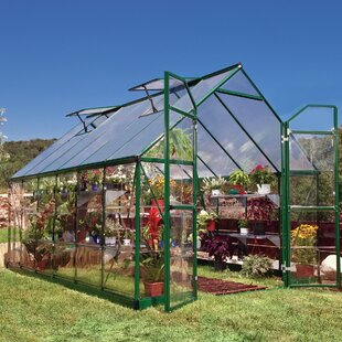 Palram Balance 8 Ft. W x 12 Ft. D Greenhouse