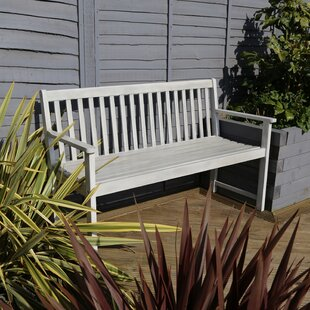 Svalin Wooden Bench By Sol 72 Outdoor