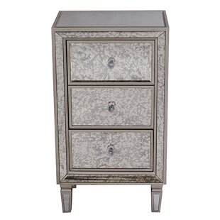 Heather Ann Creations 3 Drawer Accent Chest