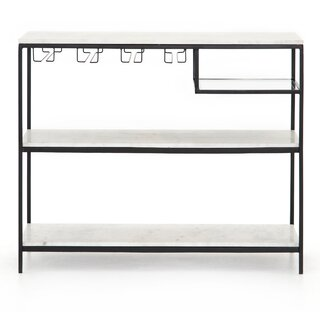 "Riordan 42"" Console Table by Everly Quinn SKU:AE217153 Purchase"