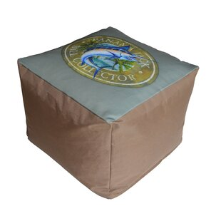 Panama Jack Outdoor Bill Collector Pouf O..