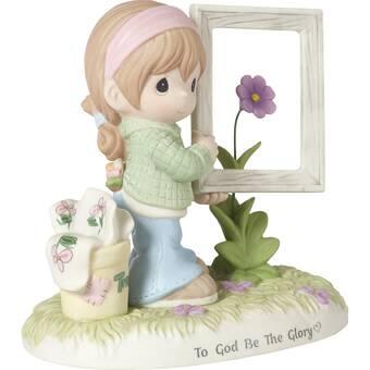 Bloomsbury Market Anisha Magic Guinea Pig Ceramic Figurine Wayfair