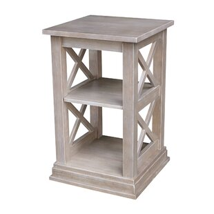 Gabby Accent End Table With Storage by Highland Dunes Great Reviews