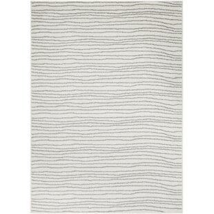 Best Price Dartmouth Gray/White Area Rug ByOrren Ellis