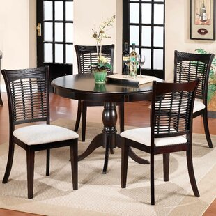 Silsden 5 Piece Dining Set by Red Barrel ..