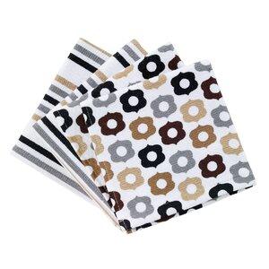 4 Piece Dishcloth Set