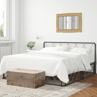 Nunez Bed Frame By Brambly Cottage