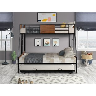 Twin Over Full Bunk Bed with Trundle by Mason amp Marbles