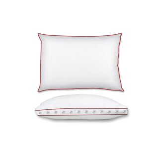 Aidan Medium Fiber Jumbo Pillow