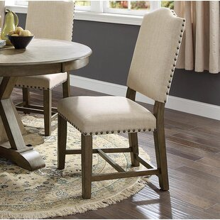 Proxima Upholstered Dining Chair (Set of 2) One Allium Way