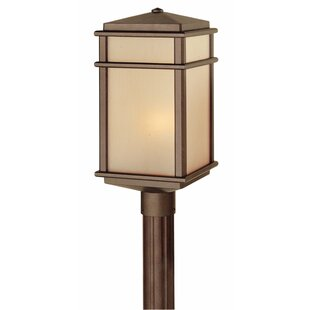 Online Reviews Chesterhill Outdoor 1-Light Lantern Head By Darby Home Co