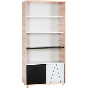Windridge Tall Wide 190cm Standard Bookcase By 17 Stories