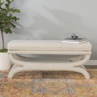 Payne Upholstered Storage Bench