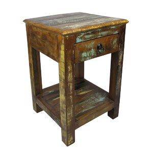 Nachttisch mit Schublade von Homestead Living