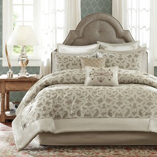 Kingsley Comforter Set by Madison Park Signature