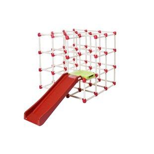 Cube N Slide Climber By Lil' Monkey