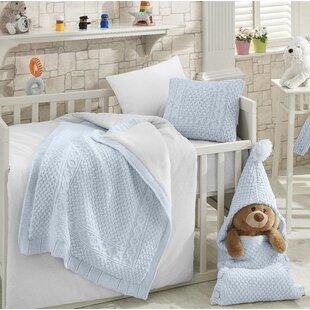 Coupland 6 Piece Crib Bedding Set