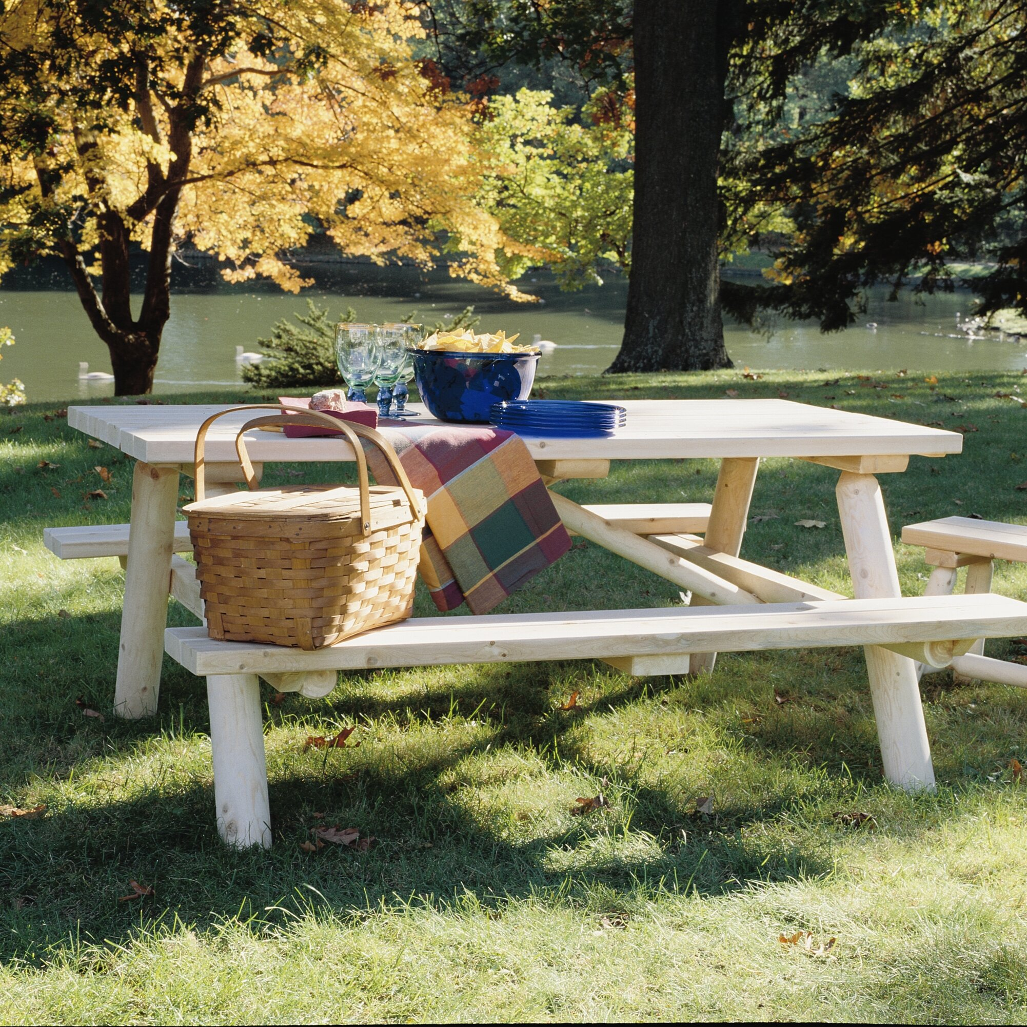 picnic pdp outdoor ca reviews table bench wayfair lifetime