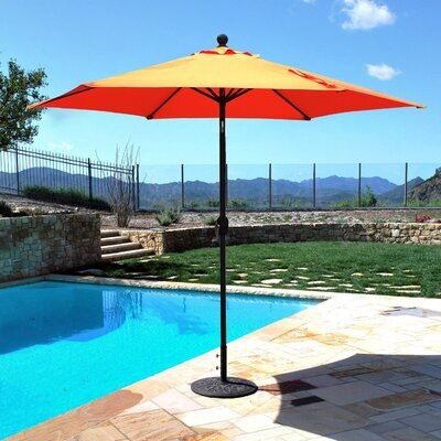 Aranda 9 Market Umbrella by Breakwater Bay Sale