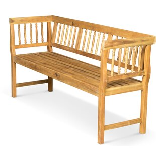 Do Wooden Bench By Sol 72 Outdoor